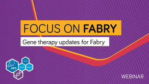 Focus on Fabry webinar: Gene therapy updates