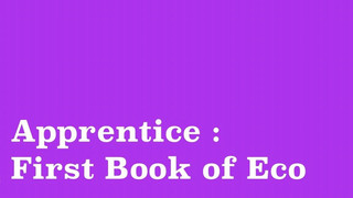 The Books of Eco