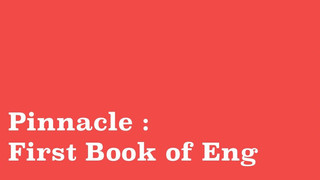 The Books of Eng