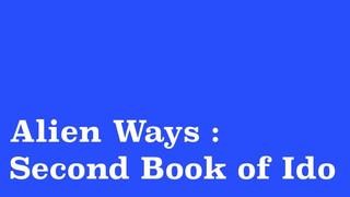The Books of Ido