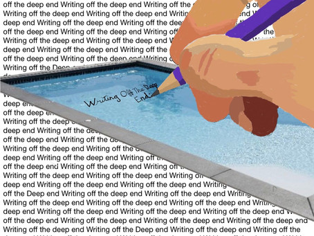 Writing Off The Deep End