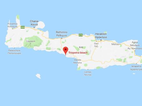 Writer's Residency on Crete