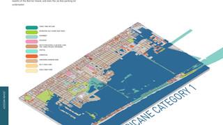 Coastal Area Flood Model