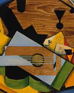 Still Life with a Guitar