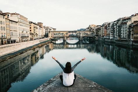 Италия в январе