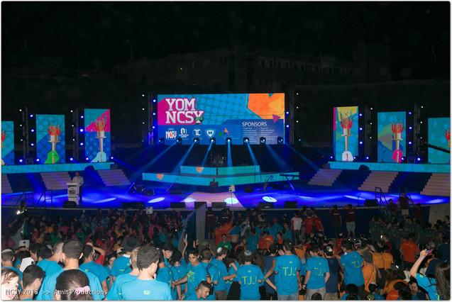 NCSY-OU אירוע מרכזי , לטרון 2500 משתתפים