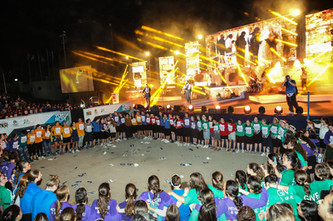 YOM NCSY - OU אירוע מרכזי לבני נוער מארה