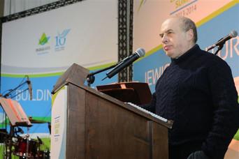 נתן שרנסקי, כנס מנהיגות פרוייקט מסע