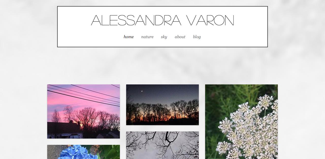 Alessandra Varon