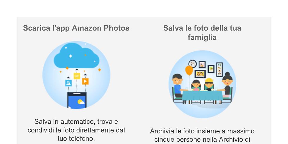 Il Backup con Amazon