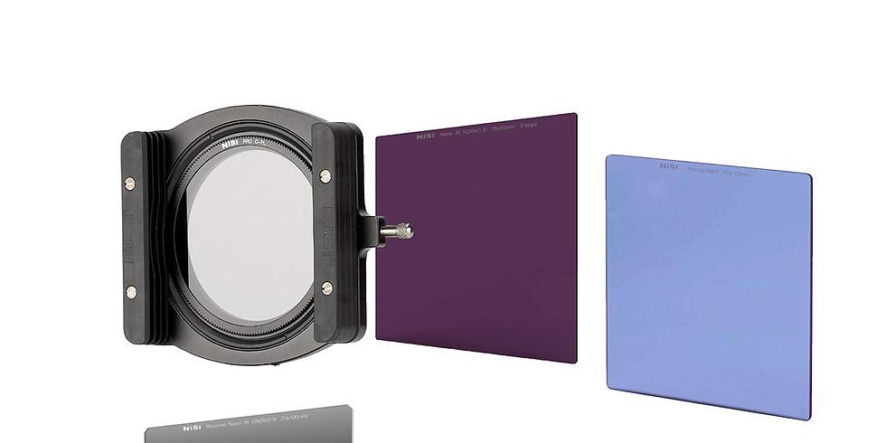 Filtri fotografici: polarizzatore, ND, GND..