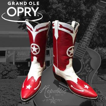 Grand Ole Opry - Ranger Doug