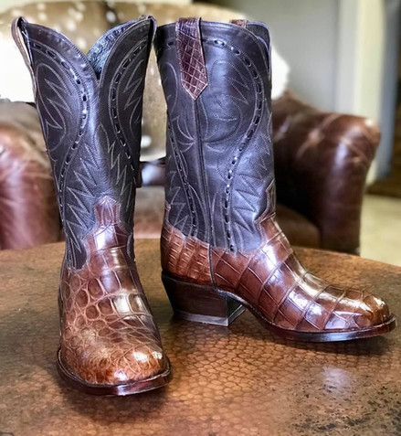 c729f43822e Award Winning Custom Cowboy Boots - Republic Boot Co - Houston Proud!