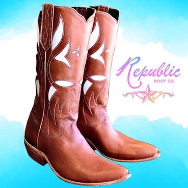 Classic Inlay Cowgirl