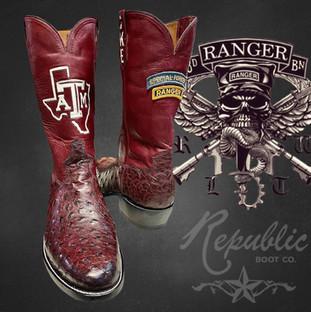 Texas Aggie - Army Ranger