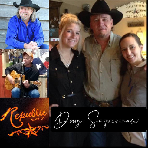 Tribute to our friend Doug Supernaw