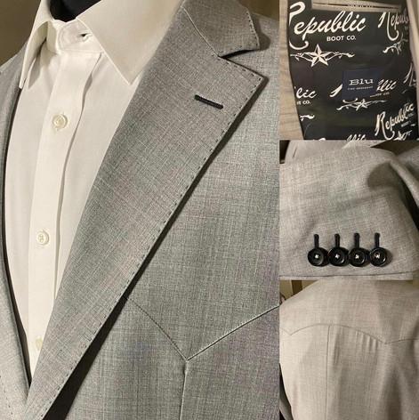 Grey - Republic Liner
