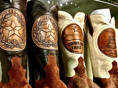 Hand Tooled Uppers