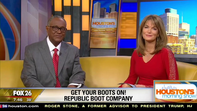 Fox News - Republic Boot Co