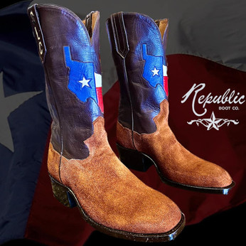 Rough-Out - Republic of Texas