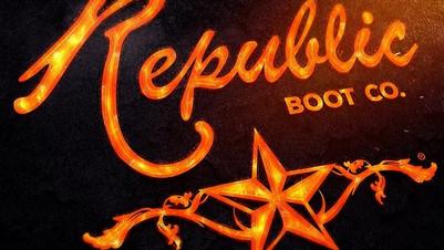Republic Boot Co!