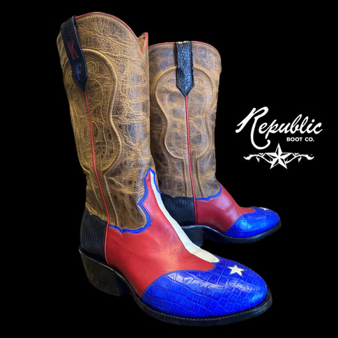 Texas Show Boots