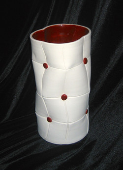 Quilted Vase