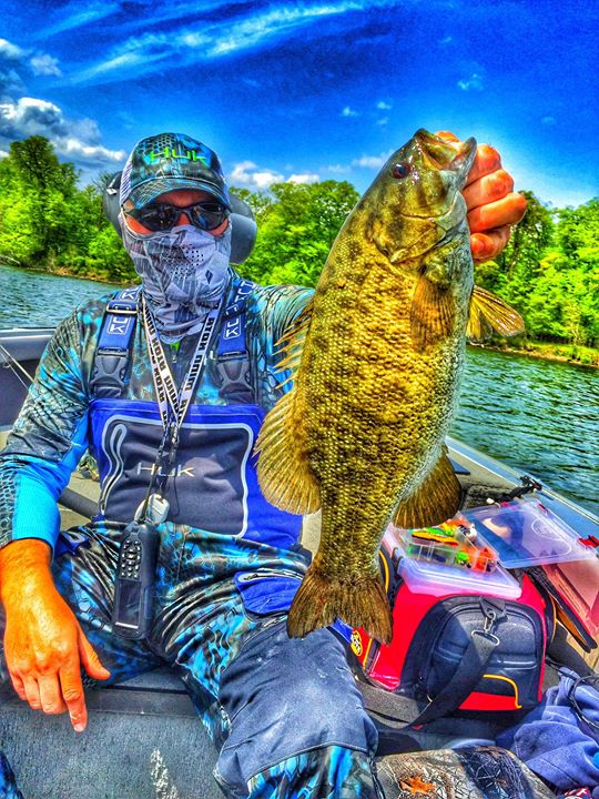 Smallmouth Bass, Fishing, Pete Hein