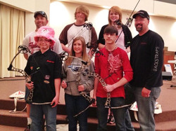 Facebook - CONGRATULATIONS !!! To the 5 lucky kids who just won the 5 Mathews Bo