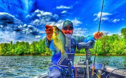 Crappie Pete Hein MinnKota Fishing