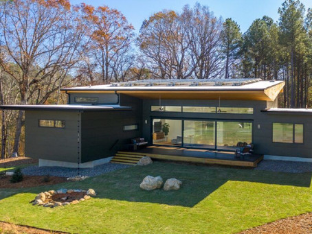 No waste, no carbon, no wonder this net-zero home breaks the mold