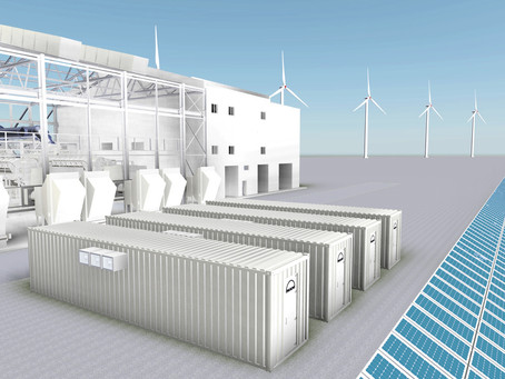 SA to get a new kind of power plant, which combines wind, solar and batteries