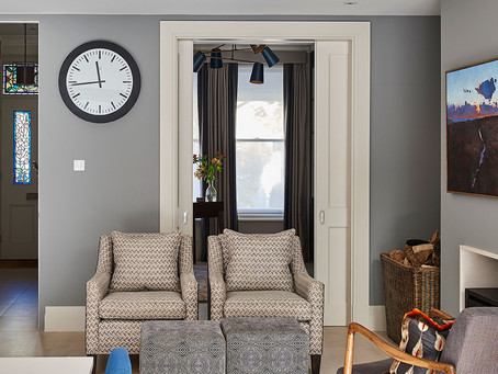 Sliding pocket doors and barn doors – ideas and advice for fitting these ultimate space-savers