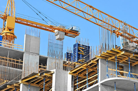 Building and construction sector activity levels continue to recover