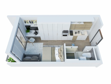 Mini-homes are becoming popular in South Africa – here's how big they are inside