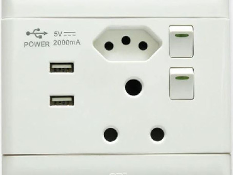 New rules for wall sockets in South Africa