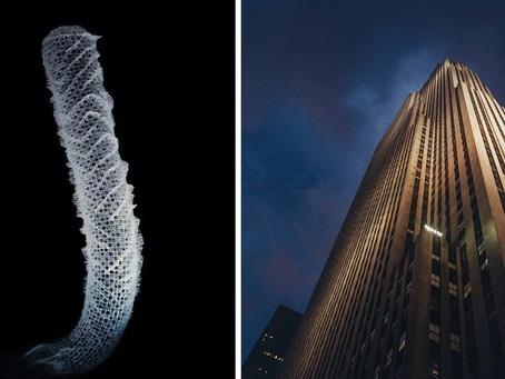 The Next Generation of Skyscrapers Will Be Built Like Sponges
