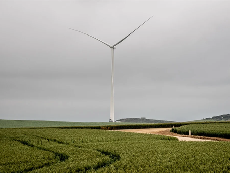 These large new wind and solar projects will deliver electricity from this month