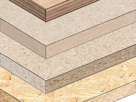 Differences Between MDF, MDP, Plywood, and OSB