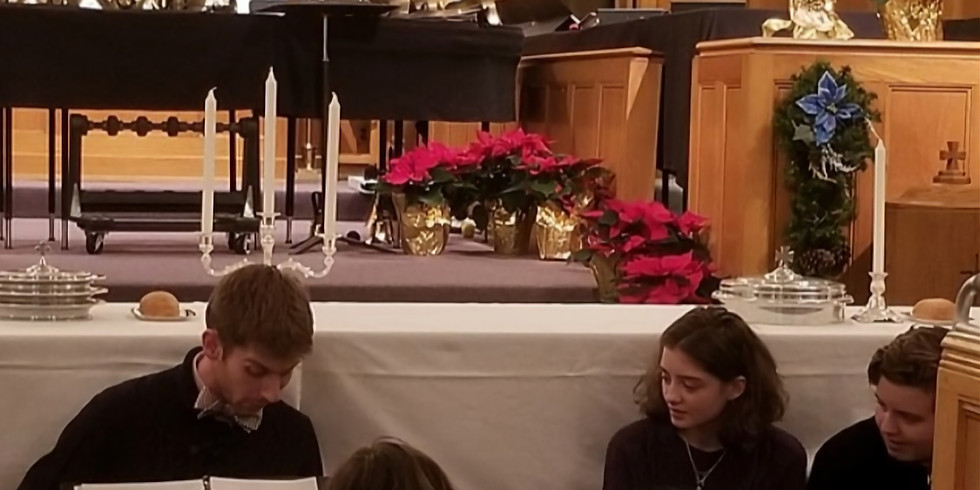 Christmas Eve Concert and Service