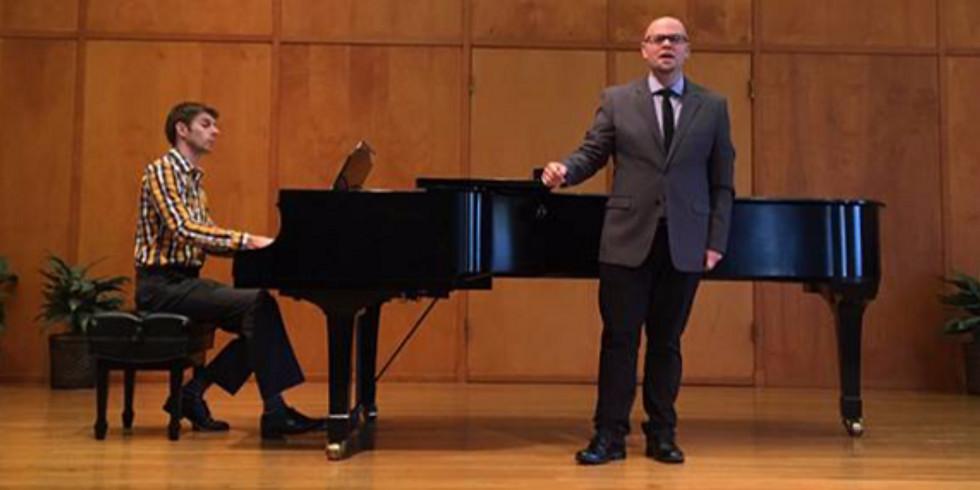 Matt Westgate Graduate Recital