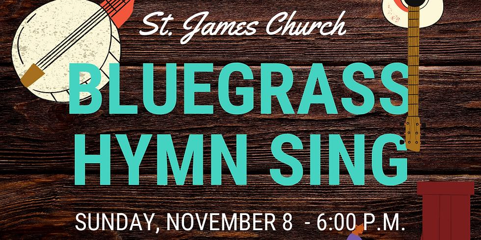 Bluegrass Hymn Sing