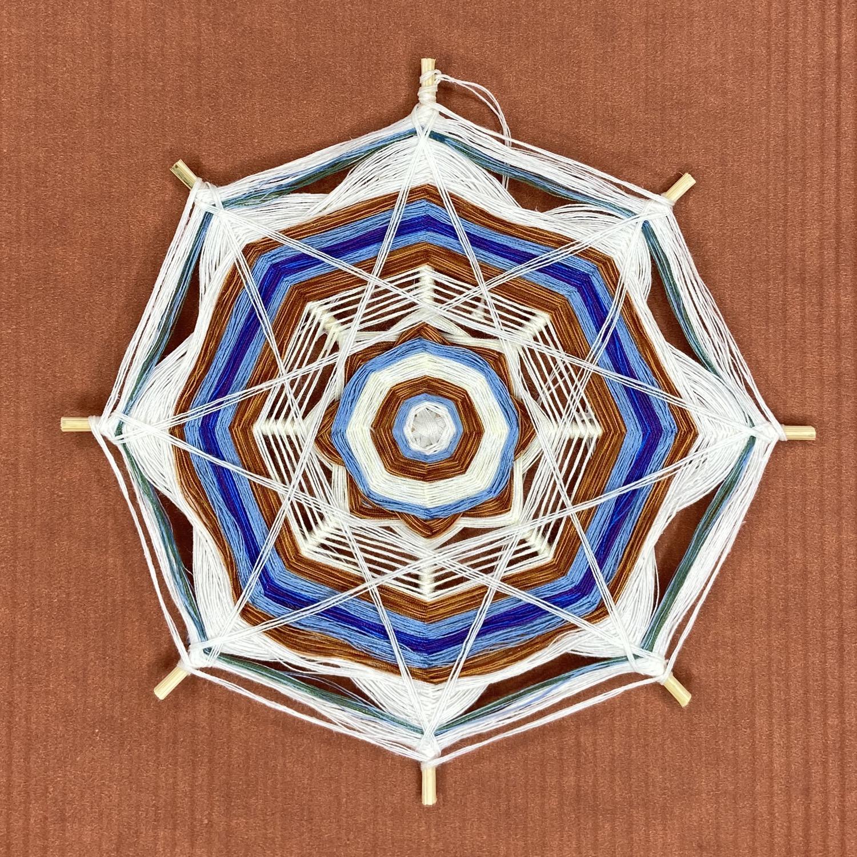 Плетенные мандалы