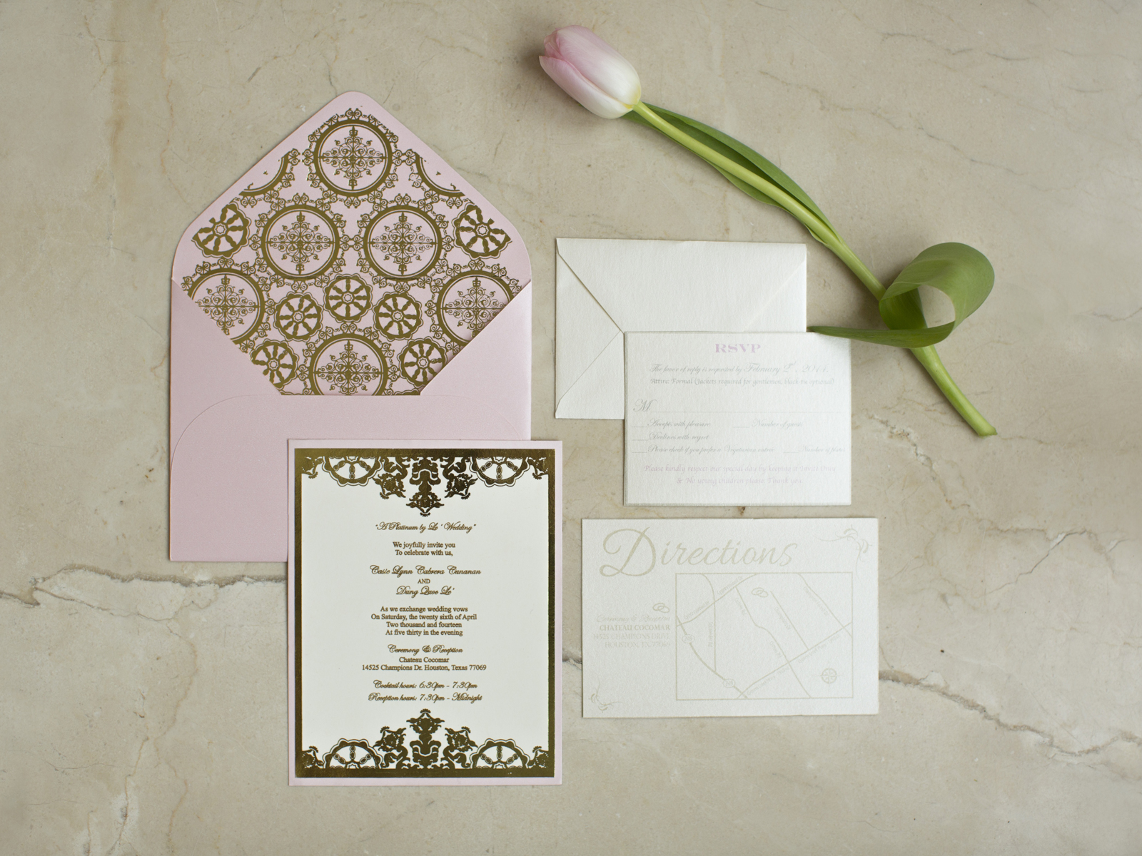 Set The Date Wedding Invitations Party Stationary And More