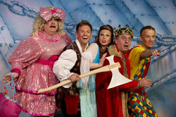 Still from 'Jack and the Beanstalk'