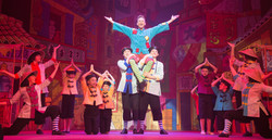 As Aladdin for UK Productions