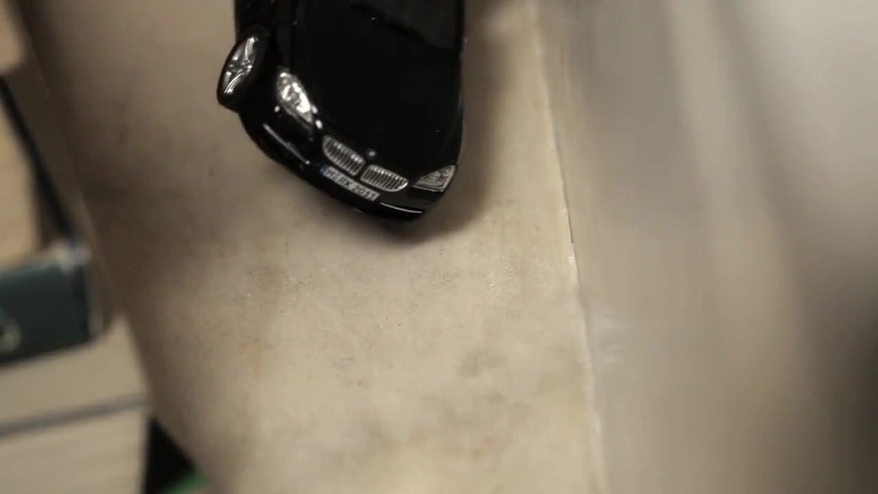 BMW Maxi-scooter - tv teaser