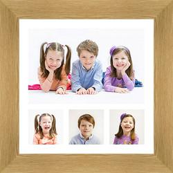 Collage Frame Oak
