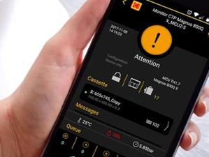 Controle su CTP con una aplicación móvil