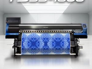 Mimaki TS55-1800:  una revolucionaria máquina de impresión para la industria textil